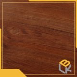 La melamina decorativa del diseño de madera del grano de la teca impregnó 70g de papel 80g usado para los muebles, suelo, superficie de la cocina de China