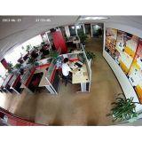 1.0 Cámara impermeable del CCTV de la P.M. IR Ahd