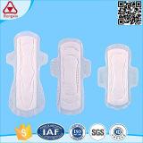 En pur coton jetables haute qualité des serviettes hygiéniques pour les femmes jour et nuit