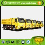中国のSinotruk HOWO 8X4 371HPの良質のダンプトラック