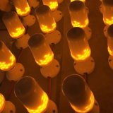 LEDの炎の効果のライトによって模倣される性質の火のトウモロコシの球根E26 E27