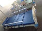 2つのクランクの手動病院用ベッド