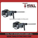 DHD-58 2 치기 1000W 가솔린 전력 공구 직업적인 파괴 망치