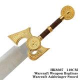 Spada 118cm HK8367 di Warcraft Ashbringer delle repliche dell'arma di Warcraft