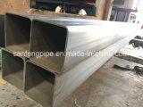 50X50 de milde Buis Van uitstekende kwaliteit van het Staal van het Gewicht Vierkante Holle