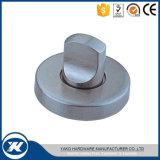 Het Slot van de Deur van het Glas van WC van het roestvrij staal met de Knop van de Indicator