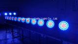 Luz principal móvil de la etapa del pixel de la colada del zoom de Vello LED (LED XP600 4in1)