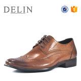La forma Leaher Toe zapatos de hombre zapatos de moda para hombres