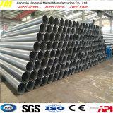Tubo de acero de carbón de ASTM A53 Grb para el petróleo y el gaseoducto