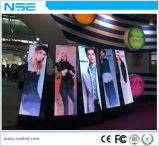 Novo visor LED Smart Media P3 LED Interior Leitor de Tela/ cartaz publicitário display LED de suporte