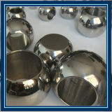 90mm perfurados Esferas ocas de Aço Inoxidável