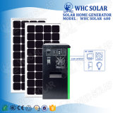 Whcの容易な接続220V AC出力500W太陽ホーム発電機