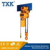 Gru Chain elettrica elettrica leggera della gru 1 Ton-10ton con il carrello