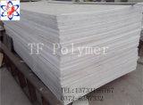 Чисто белые плита/лист сопротивления износа UHMWPE