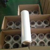 LLDPE film étirable pour les mains et utilisation de la machine