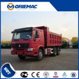 판매 Sinotruk HOWO 덤프 트럭 6*4 팁 주는 사람 트럭 336HP를 위해