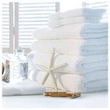高品質の綿の白いテリータオルのホテル
