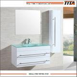 Hotel-preiswerter freistehender Badezimmer-Schrank mit doppelter Wanne