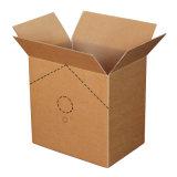 Venda por grosso de papel cartão impresso personalizado caixa de papelão ondulado