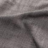Tela gris oscuro del Dobby del poliester de la tela de Cusion
