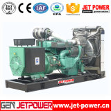 Generatori diesel elettrici di elettricità di potere dell'uscita 300kw con Volvo Tad1354ge