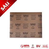 Documento di lucidatura secco ed umido personalizzato del lattice del carburo di silicone di formato