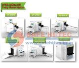 Scanner d'inspection des bagages de rayons X pour les terminaux de transport, hôtels, Bureau de Police (AS6040)