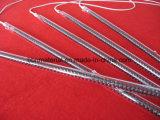 A fibra de carbono tubo do aquecedor eléctrico de quartzo