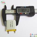 De Batterij van het Polymeer van het Lithium van de Batterij 503035pl 3.7V 500mAh van Latptop