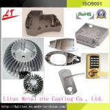 Het Bedrijf van het Afgietsel van de Matrijs van de Druk van het Aluminium van China met Plateren wordt geleverd dat
