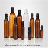 HDPE 1000ml pharmazeutische Flaschen-halbautomatische durchbrennenformenmaschine