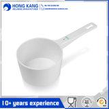 Cuillère unicolore de coutume de vaisselle de mélamine d'utilisation durable