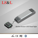 Sensor de movimento de alumínio branco Panellight da micrôonda do diodo emissor de luz do perfil com TUV Ce& RoHS