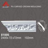 prix d'usine 81081 l'intérieur de moulures en couronne simple cordon corniche de la Malaisie