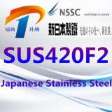 SUS420f2 de Pijp van de Plaat van de Staaf van het Roestvrij staal op Verkoop