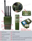 Nuevo portátil de mano de Antena 8 CDMA/GSM/3G/4glte celular/WIFI/Bluetooth/GPS/Lojack poder Rey inhibidores de P10 con control remoto de 4700mA