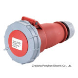 Bujão Industrial Phltd Conecte o bujão de IP67 Ampere 16um acoplador do Bujão