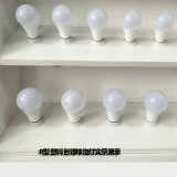 Caja PC aluminio bombilla LED Lighting