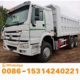 Vrachtwagen van de Stortplaats van Sinotruk HOWO van de voorraad de Gloednieuwe met de Kipper van 10 Wielen met de Goede Hete Verkoop van de Prijs in Afrika