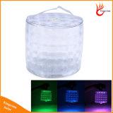 Для использования вне помещений RGB красочные 10 LED солнечных домашних надувные водонепроницаемый фонарь Isl-K307