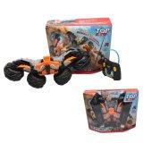 4005 RC Stunt Color Robot Flexible de luz de flash controlado por Radio Control Remoto juguetes escalada en coche de alquiler de off road juguete eléctrico