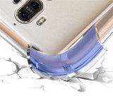 Haut de cristal transparent souple TPU housse de téléphone mobile pour iPhone 7 8