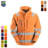 Jasje van de Veiligheid van het Zicht van Workwear het Hoge Weerspiegelende