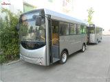 6 metros de autocarros eléctricos de baixo ruído para a cidade