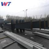 La ISO la parte inferior de aleación de forja Stel Precio fijo de la estructura de almacén taller Pieza soldada