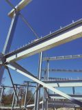 Seguro y fiable la construcción de la estructura de acero pesado