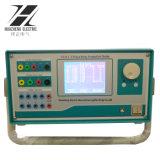 中国の製造者の安い価格の自動三相保護リレーテスター