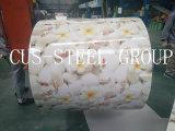 La impresión de la flor de la bobina de acero/flor impresa para electrodomésticos PPGI Patrón