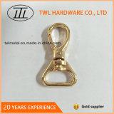 Feu de gros finition or le crochet du ressort en métal pour sac Hjw1802