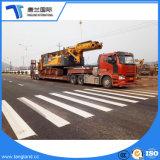 3 Wellen-Traktor/Fahren von LKW//Planierraupen-pflastern/spezielles Auto/halb ausgraben/Ladevorrichtungs-Maschinerie-Schlussteil